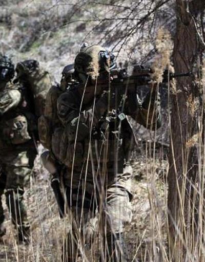 MSB: PKK'lı 2 terörist etkisiz hale getirildi