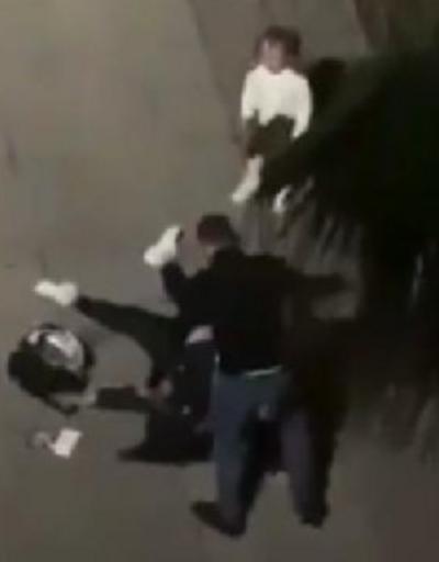 Eski eşini sokak ortasında döven Zarap'ın duruşması ertelendi