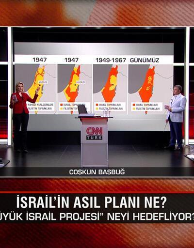 """İsrail'in """"kıyamet"""" planı ne? Mısır'la Türkiye neden yakınlaştı? 'Esad'lı Suriye ile barışılır mı? Ne Oluyor?'da tartışıldı"""