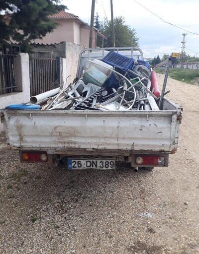 Eskişehir'de hırsızlık şüphelisi 3 kişi yakalandı