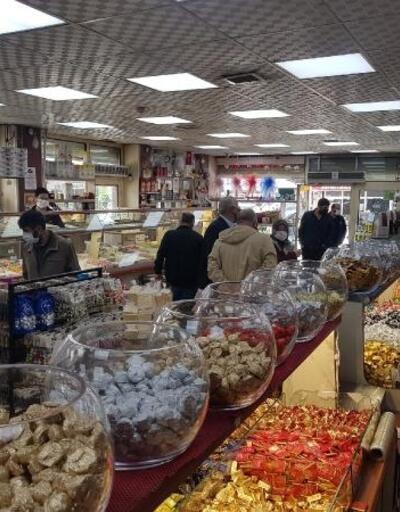 Pandemi bayram şekeri satışını yüzde 50 düşürdü