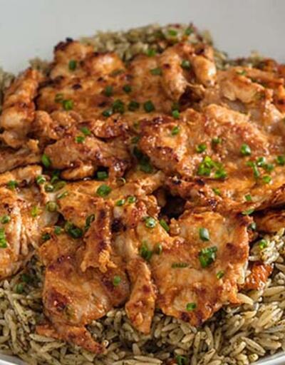 10 Mayıs 2021 Günün iftar menüsü; Cevizpare, kuru domatesli arpa şehriye pilavı ve tavuk külbastı tarifi