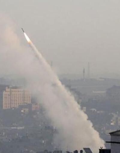 "Son dakika haberi: Hamas""tan İsrail'e roket saldırısı"
