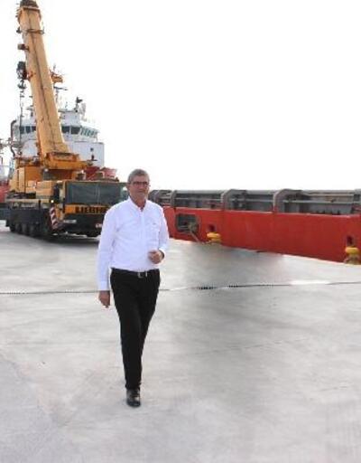 Başkan Engin: Taşucu Seka Limanı, demiryolu ile Orta Anadolu'ya bağlanmalı