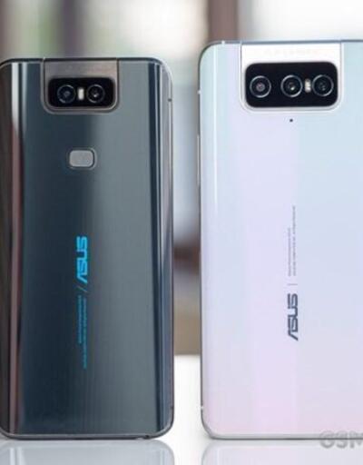 Asus Zenfone 8 ve Zenfone 8 Flip görücüye çıkacak