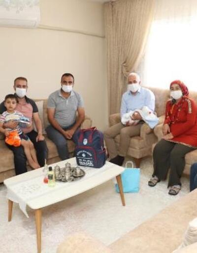 Akdeniz'de, 'Hoş Geldin Bebek Projesi' ile 4 bini aşkın aileye ulaşıldı