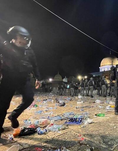 İsrail, Filistinli gençlere saldırdı