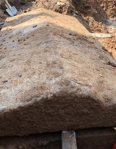 2 bin 400 yıllık lahit müzede yerini aldı