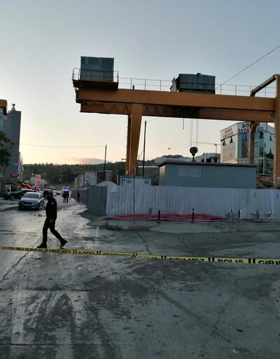 Pendik'teki metro inşaatında patlama