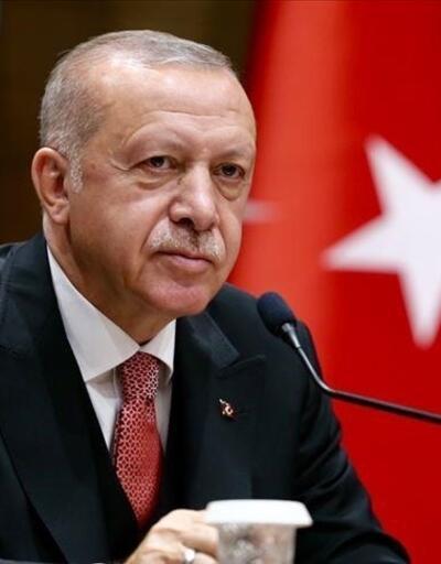 Cumhurbaşkanı Erdoğan  Ramazan Bayramı'nı kutladı