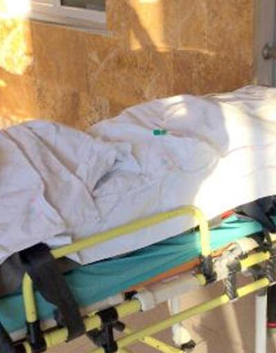 Tosunun saldırdığı çiftçi hastanelik oldu