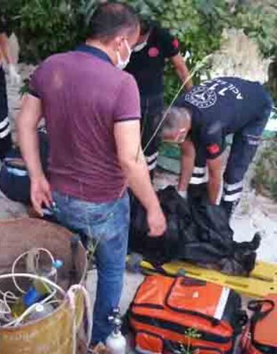 Adana'dan kahreden haber! 3 arkadaşın cansız bedeni çıkarıldı