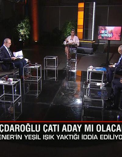 Kılıçdaroğlu çatı aday olacak mı? Babacan'ın 2018 seçim planı neydi? HDP İttifak'tan bakanlık mı istedi? Gece Görüşü'nde tartışıldı