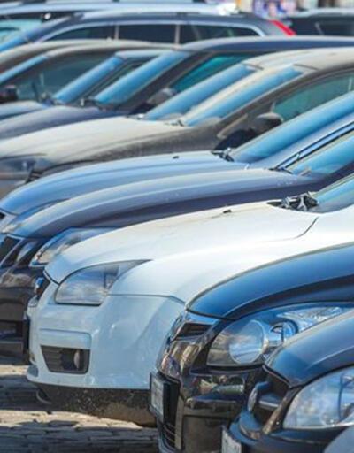 İlk çeyrekte 1 milyon 2.el araç satıldı