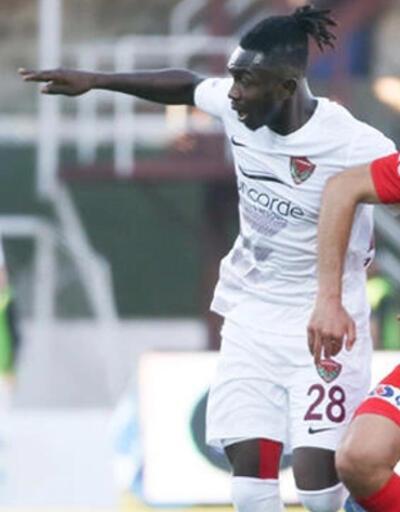 Hatayspor - Gaziantep FK: 0-1