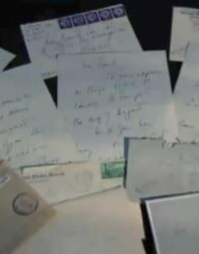 Kennedy'nin aşk mektupları satıldı