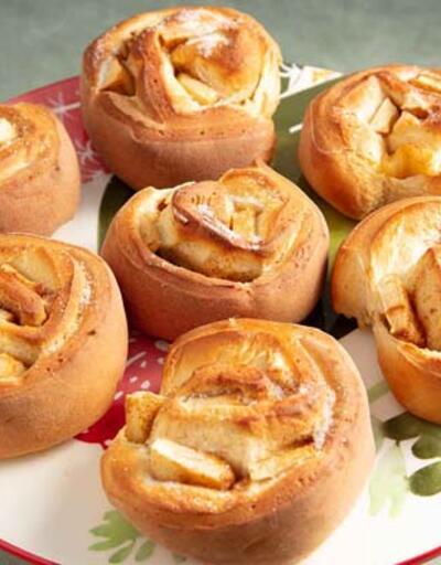 Elmalı Çörek nasıl yapılır?