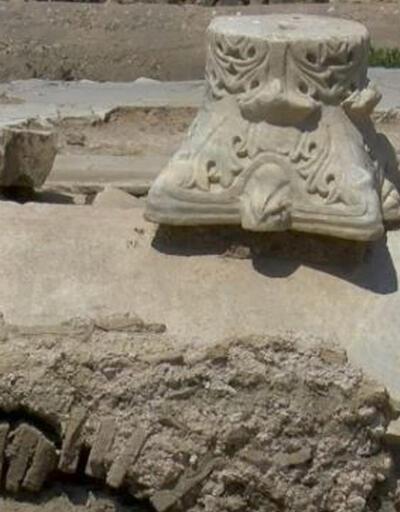İstanbul'da 2 bin 400 yıllık anıt bulundu