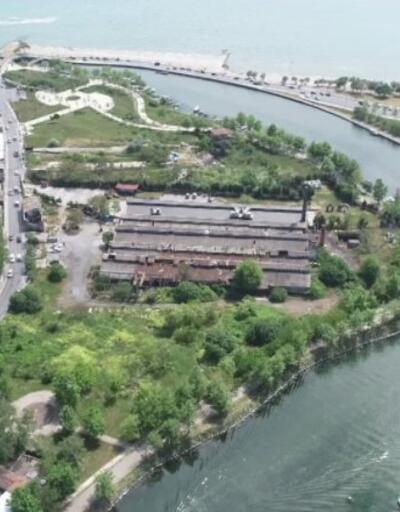 Tarihi kibrit fabrikası satılıyor