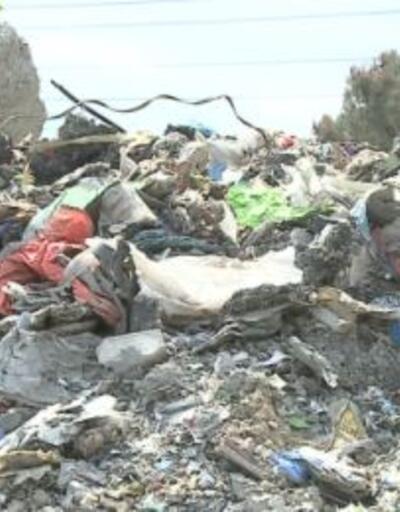 Plastik atıklar hala kaldırılmadı