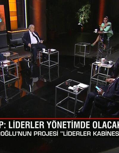 """Kılıçdaroğlu'nun projesi """"liderler kabinesi"""" mi? HDP'ye bakanlık sözü verilecek mi? Akşener neden protesto edildi? Gece Görüşü'nde tartışıldı"""
