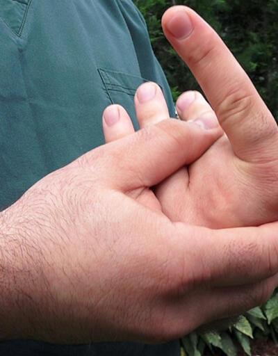Parmak çıtlatıyorsanız dikkat!