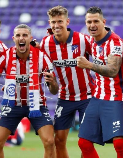 La Liga'da şampiyon belli oldu