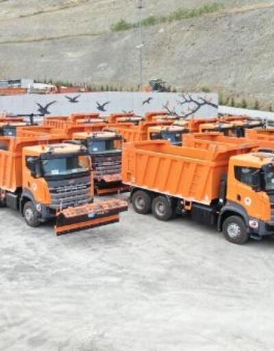 Samsun Büyükşehir Belediyesi araç filosunu güçlendirdi
