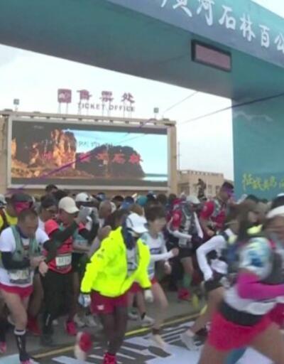 Çin'de maraton faciası... 21 sporcu donarak öldü