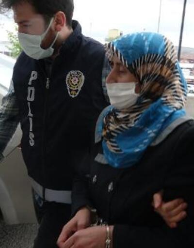 Surdan düşen Ferdi'nin ölümünde tutuklu anne: Tekme atıp, ittim