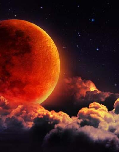 Bu gece gerçekleşiyor! Dünya 'Süper Çiçek Kanlı Ay' tutulmasına tanıklık edecek