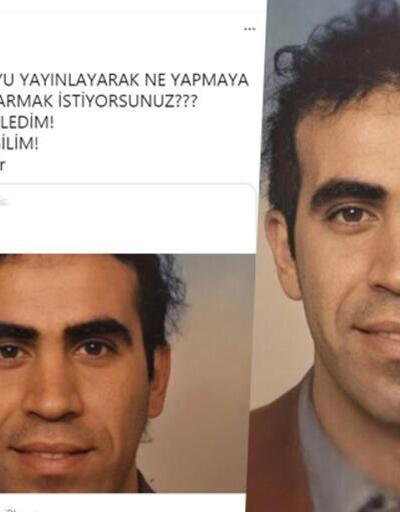 Haluk Levent gençlik fotoğrafını paylaşılmasına kayıtsız kalmadı