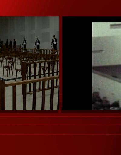592 Demokrat Partili bu mahkeme salonunda yargılandı