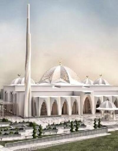 Aksaray'da Selçuklu Camii ve Külliyesinin yapına başlandı
