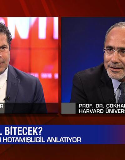 Prof. Dr.Gökhan Hotamışlıgil, koronavirüs ve aşıya dair tüm merak edilenleri 5N1K'da anlattı