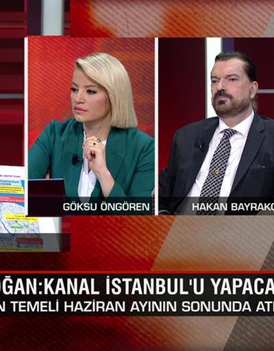 Esenler Belediye Başkanı Tevfik Göksu merak edilen sorulara CNN TÜRK Masası'nda yanıt verdi