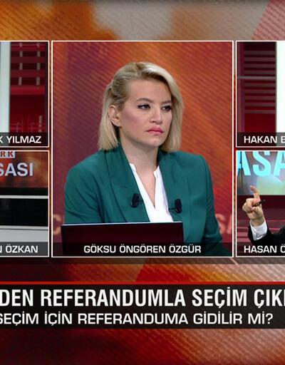 Peker videoları zaman ayarlı mı? Amaç Türkiye'yi seçime zorlamak mı? Seçim için referanduma gidilir mi? CNN TÜRK Masası'nda ele alındı