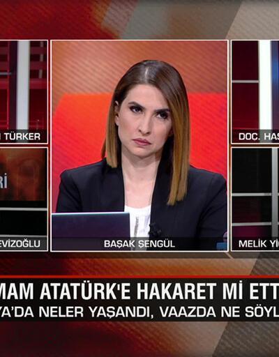 O imam Atatürk'e hakaret etti mi? Peker neden BAE'den konuşuyor, videolarının amacı ne? Akıl Çemberi'nde değerlendirildi