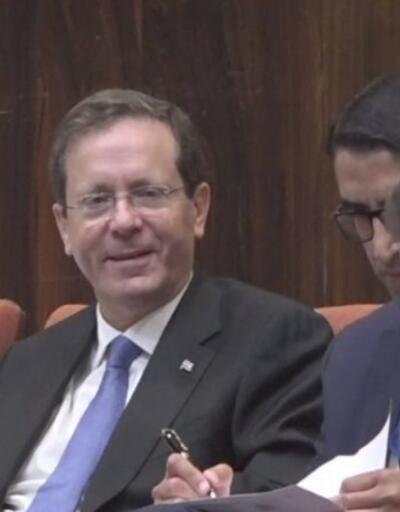 İsrail siyasetinde değişim... Cumhurbaşkanı Yitzhak Herzog seçildi