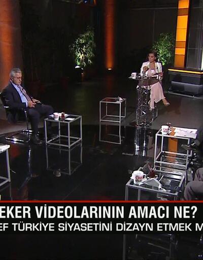 Sedat Peker videolarının amacı ne? Muhalefet neden seçim istiyor? O imam Atatürk'e hakaret etti mi? Gece Görüşü'nde tartışıldı