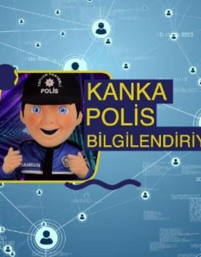 Samsun'da 'Kanka polis bilgilendiriliyor' projesi