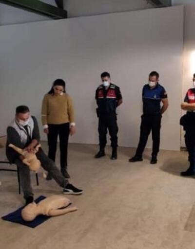 Kırklareli'de boğulmalara karşı erken müdahale eğitimi
