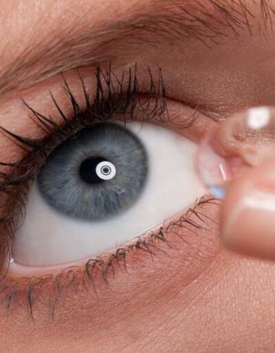Kontakt lens kullananlara havuz ve deniz uyarısı