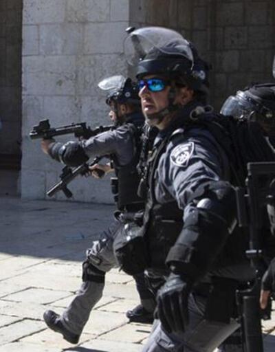İsrail polisinden Kudüs'te Filistinlilere saldırı: 10 yaralı