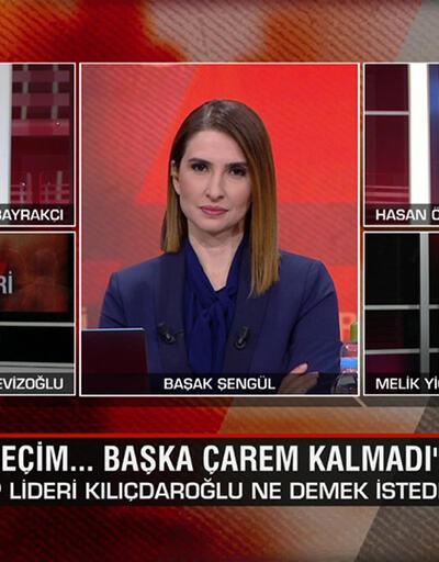 Kılıçdaroğlu ne demek istedi? HDP seçim dışında kalır mı? Çatı aday mı, ayrı adaylar mı? Akıl Çemberi'nde değerlendirildi