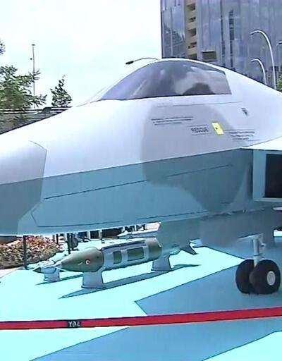 Milli Muharip Uçak böyle olacak!