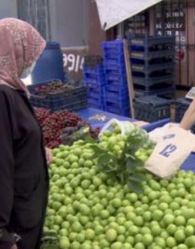 Sebze yaz, meyve kış fiyatında
