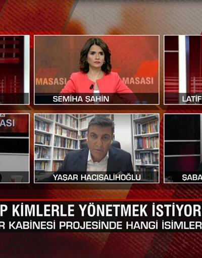CHP kimlerle yönetmek istiyor? Kılıçdaroğlu ne demek istedi? Millet İttifakı HDP'ye mecbur mu? CNN TÜRK Masası'nda tartışıldı