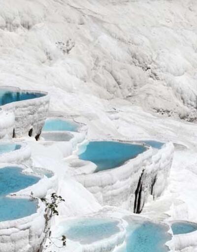 Pamukkale'nin tarihi ve doğal güzellikleri