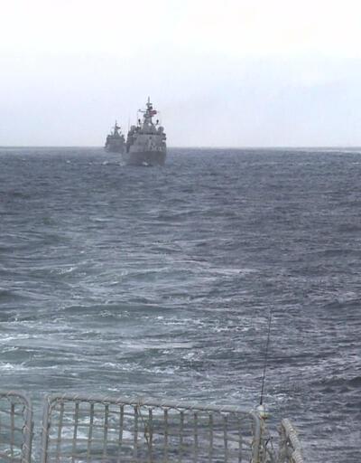 Atina'da Türk donanması paniği!
